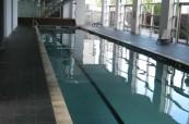 K ubytování náleží i bazén, Browns Brisbane Austrálie