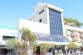 Budova školy Cairns College of English, Cairns Austrálie