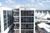 Nová moderní budova školy Lexis, Sunshine Coast