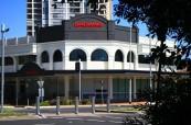 Budova jazykové školy BROWNS Parklands Campus, Gold Coast Austrálie