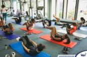 Cvičení je nejlepší způsob, jak se odreagovat, SELC Bondi Sydney, Austrálie