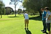 Perth je ideálním místem také k trénování golfu, Milner College Perth