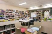 Knihovna pro studenty, Milner College Perth Australie