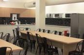 Studenti mají k dispozici kuchyňku, Discover English Melbourne