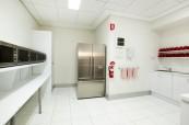 Kuchyňka školy BROWNS, Gold Coast Austrálie