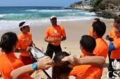 Studenti odborné sportovní školy College of Sports and Fitness, Austrálie, Sydney