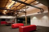 Prostory školy AIT - Academy of Information Technology, Sydney, Austrálie