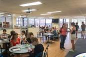 Prostředí jazykové školy SELC Bondi, kde mají studenti angličtiny vše, co potřebují, Sydney-Austrálie