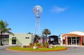 Areál školy Sun Pacific College, Cairns, Austrálie