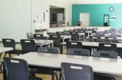 V areálu školy je k dispozici také školní kafeterie, Sun Pacific College, Cairns, Austrálie