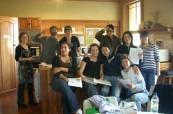 Škola SACE v Hobartu patří k menším školám, studenti se tak všichni znají a panuje zde téměř rodinná atmosféra, SACE Tasmánie, Austrálie