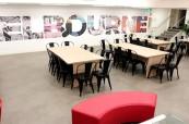 Jazyková škola Discover English poskytuje svým studentům hezké moderní prostředí během studia v Austrálii
