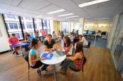 Prostředí jazykové školy SELC v Sydney, Austrálie