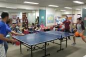 Turnaj ve stolním tenisu, Milner College, Perth Austrálie