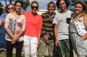 Studenti jazykové školy Lexis Brisbane, Austrálie
