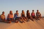 Studium v Austrálii není jen o sezení ve třídě, ale studenti se podívají na spoustu zajímavých míst, Lexis Byron Bay, Austrálie
