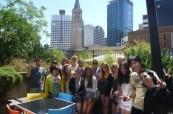 Studenti jazykové školy Lexis v Brisbane, Austrálie