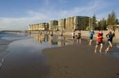 Adelaide je místo, které nabízí krásné pláže a studenti zde velice rádi tráví svůj volný čas, SACE Adelaide Austrálie