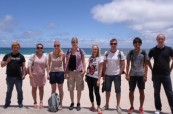 Studenti jazykové školy Lexis Perth v Austrálii