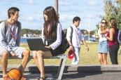 Jazykový pobyt v Austrálii je kromě výuky také o poznávání lidí z celého světa a navazování přátelství, Gold Coast Austrálie