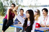 Studenti na jazykovém kurzu v zahraničí navážou přátelství mnohdy na celý život, BROWNS Gold Coast Austrálie