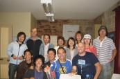 Studenti jazykového kurzu angličtiny v jazykové škole SACE ve městě Hobart, Austrálie - Tasmánie