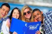 Studenti anglického jazyka na jazykové škole SELC v Austrálii