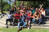 Během studia se ze studentů stávají přátelé, kteří spolu rádi tráví i svůj volný čas, Sterling Business College, Perth Austrálie