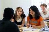 Studium cizího jazyka je skvělou příležitostí poznat studenty z celého světa a rozšířit si své obzory, SACE Adelaide Austrálie