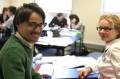 Studenti na jazykovém pobytu v Austrálii ve škole Discover English v Melbourne