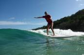 Byron Bay je rájem pro milovníky surfování, Lexis Byron Bay, Austrálie