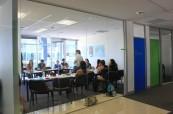 Učebna jazykové školy, Lexis Noosa Heads, Austrálie