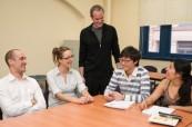 Studentům je během výuky věnovaná individuální péče, IH Sydney City/Bondi