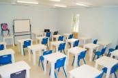 Všechny učebny školy jsou příjemně zařízené, Sun Pacific College, Cairns, Austrálie