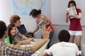Výuka angličtiny je na škole Access Language v Sydney na vysoké úrovni