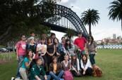Austrálie je pro Čechy stále trochu exotika a studium v Austrálii se užívají naplno, IH Sydney City/Bondi