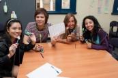 Studenti anglického jazyka na škole International House Sydney City/Bondi