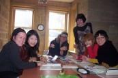 Během jazykového kurzu vznikají přátelství mnohdy na celý život, SACE Hobart Tasmánie, Austrálie